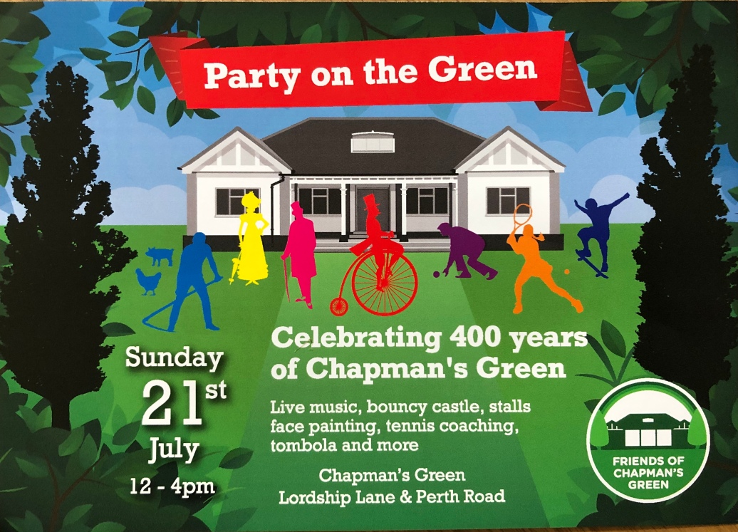 chapmans green flyer